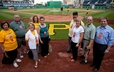 Presbyterian night at PNC Park was a huge success, with several PC(USA) folks given access to the field for a special introduction prior to the game.