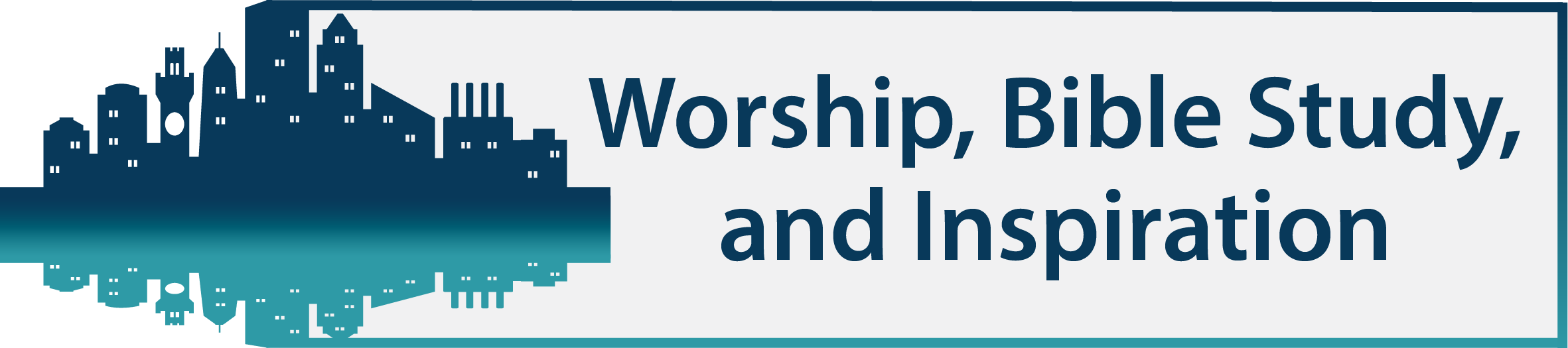 Big Tent Banner - Worship Bible Study Inspiration