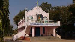 a church in india