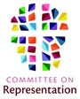 Committee on Representation Logo