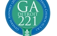 GA221 logo in full color