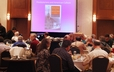 The Presbyterian Historical Society held a luncheon to discuss the book Presbyterians and American Culture