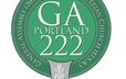 The logo for the 222nd General Assembly of the Presbyterian Church (U.S.A.).