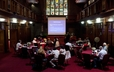 The Presbyterian Network to End Homelessness meets for a luncheon at First Presbyterian Church, Pittsburgh, Penn.