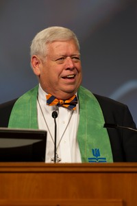 Heath K. Rada, Moderator of the 221st General Assembly (2014)