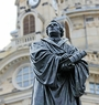 statue of martin luther germany