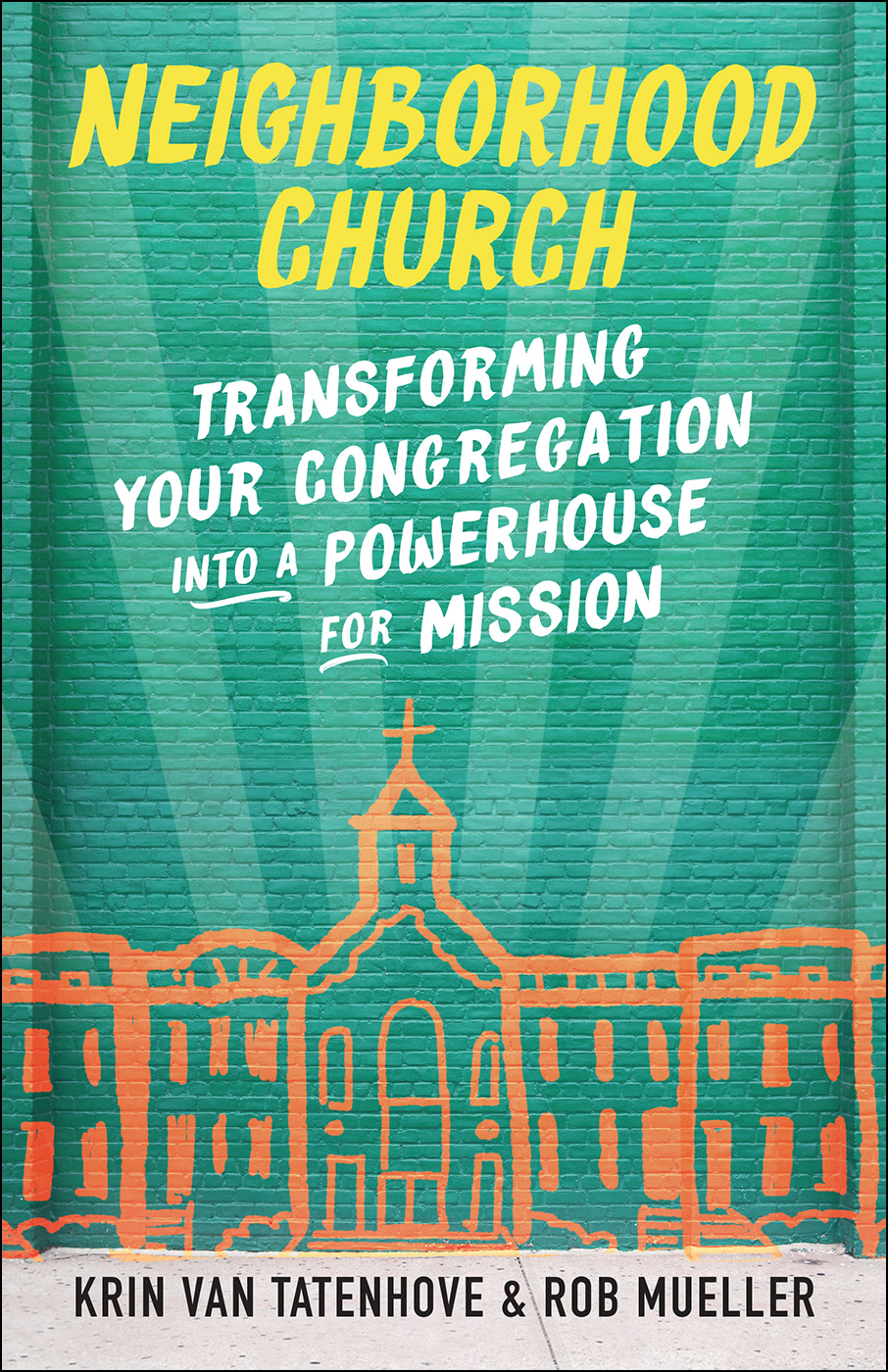 Image of book cover - Neighborhood Church