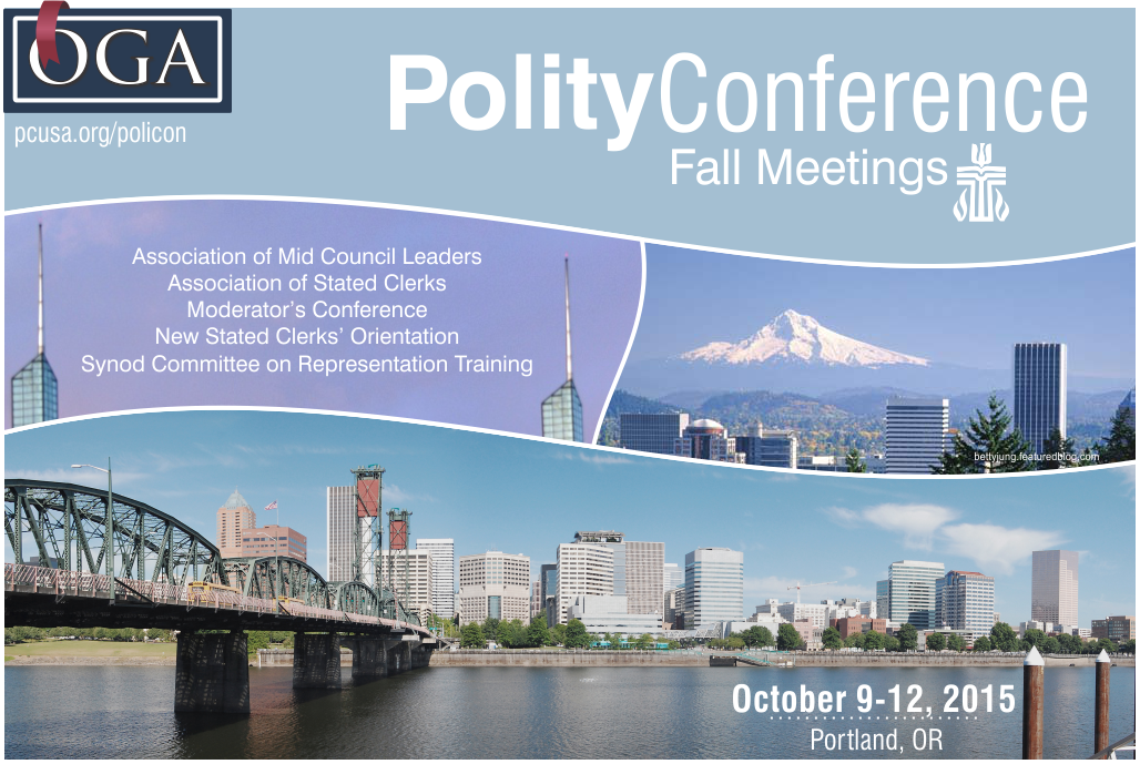 Polity Conference 2015
