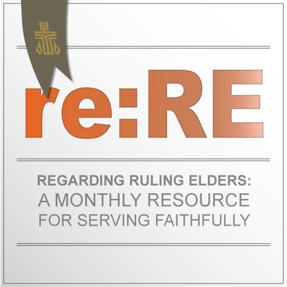 Regarding Ruling Elders Logo